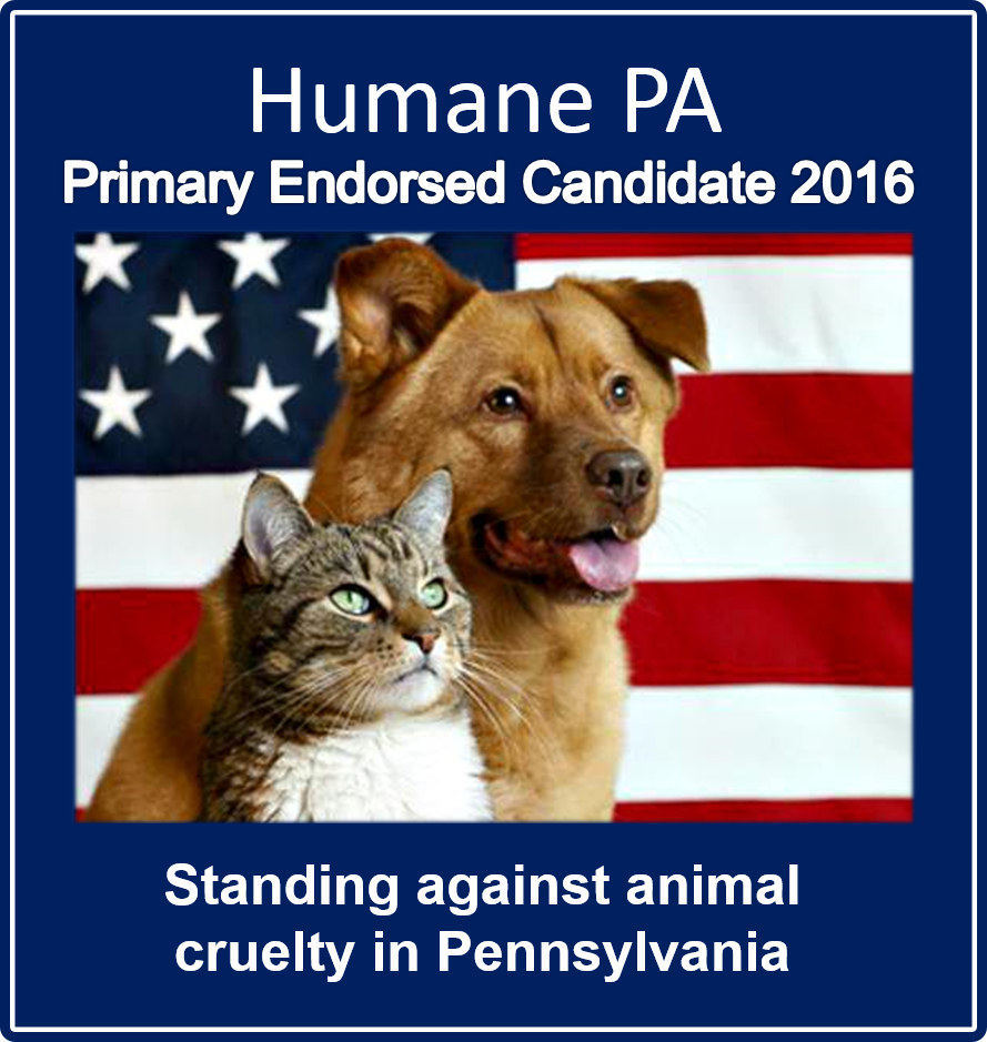 Humane PA | 2016 Primary Endorsements